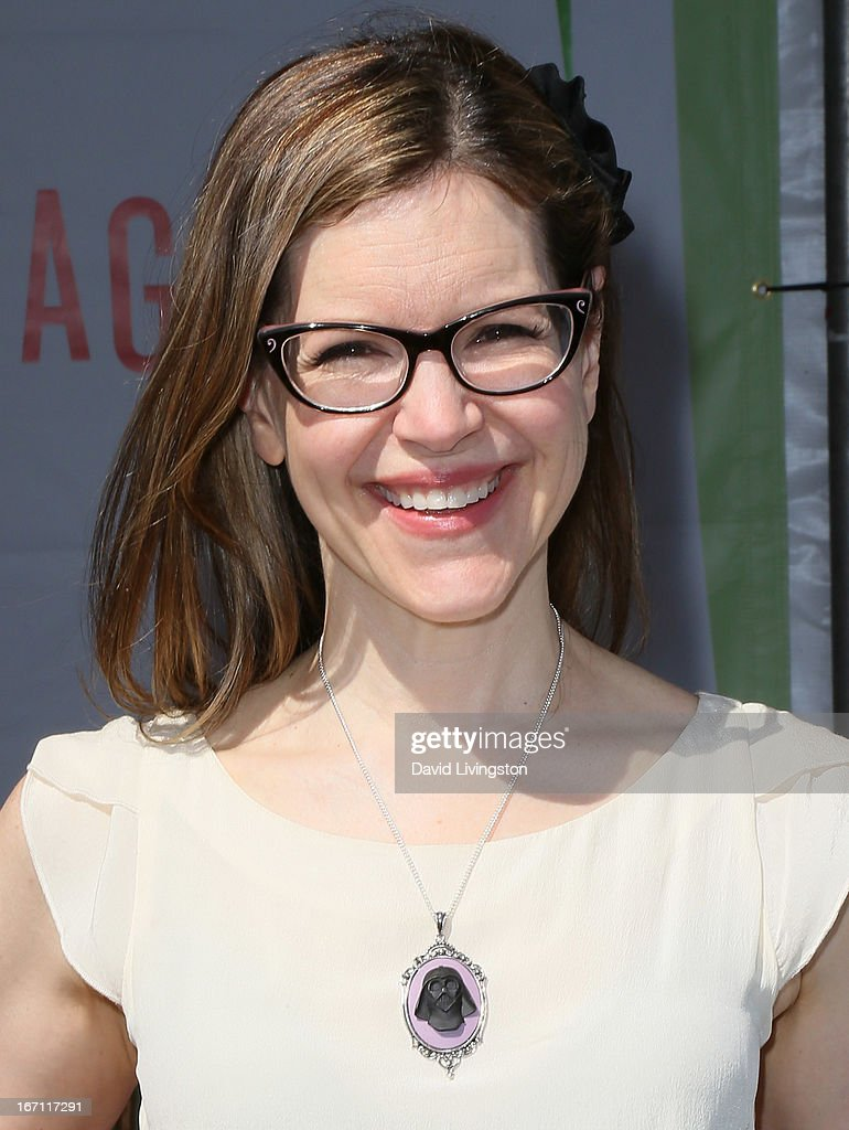 Recording artist Lisa Loeb attends the 18th Annual Los Angeles Times Festival of Books - Day 1 at the University of Southern California on April 20, 2013 in Los Angeles, California.