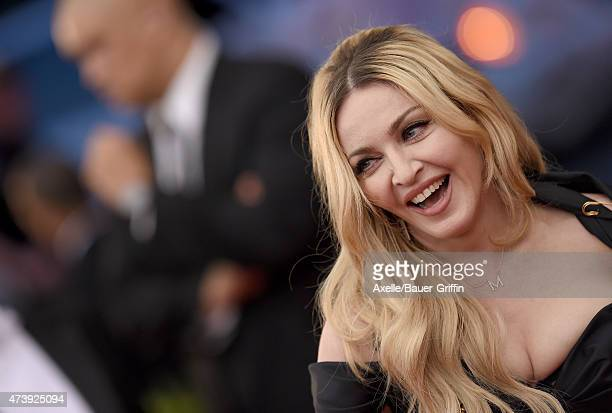 Recording artist Madonna attends the 'China Through The Looking Glass' Costume Institute Benefit Gala at the Metropolitan Museum of Art on May 4 2015...