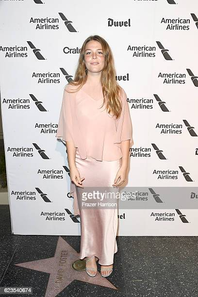 Recording artist Maggie Rogers attends Capitol Records 75th Anniversary Gala at Capitol Records Tower on November 15 2016 in Los Angeles California