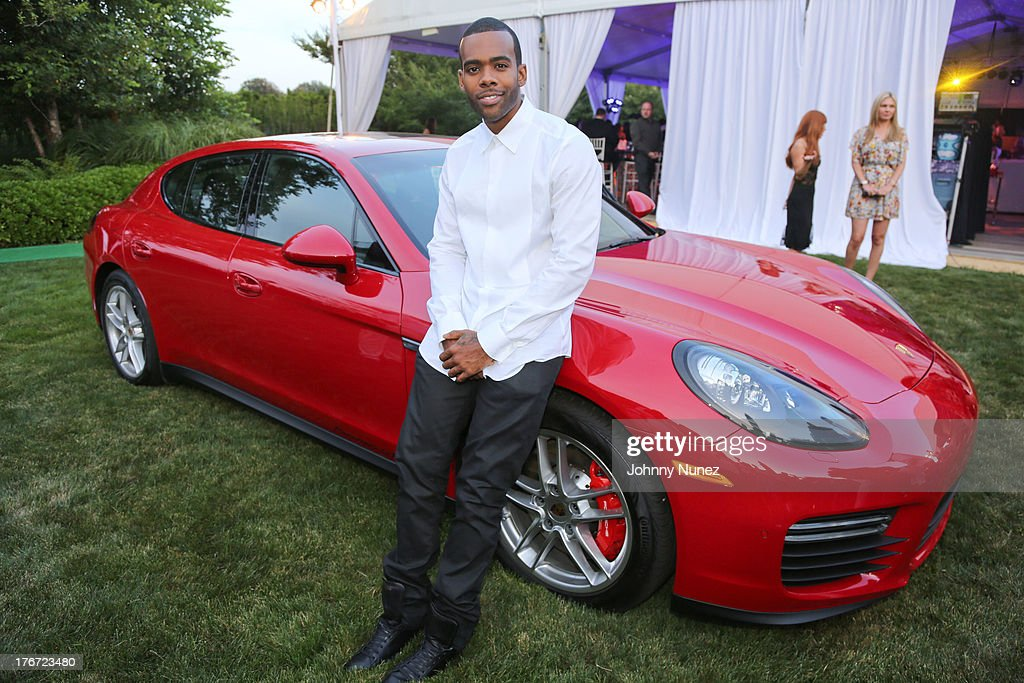 Recording artist Mario attends the 2nd annual Compound Foundation Fostering A Legacy Benefit on August 17, 2013 in East Hampton, New York.