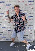 Mark McGrath Performs At Flamingo Go Pool Dayclub In...