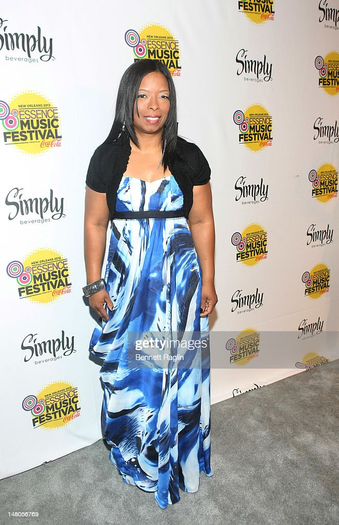 Recording artist Maurette Brown Clark attends the 2012 Essence Music Festival at Ernest N. Morial Convention Center on July 8, 2012 in New Orleans, Louisiana.