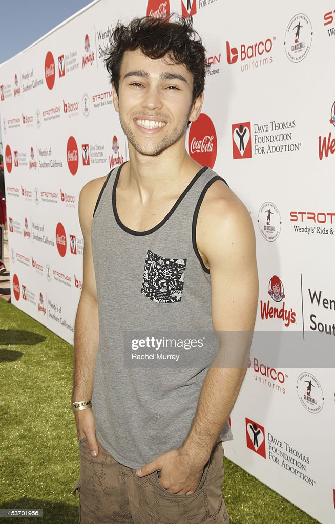Recording artist Max Schneider attends Kickball For A Home Celebrity Challenge Presented By Dave Thomas Foundation For Adoption at the University of...
