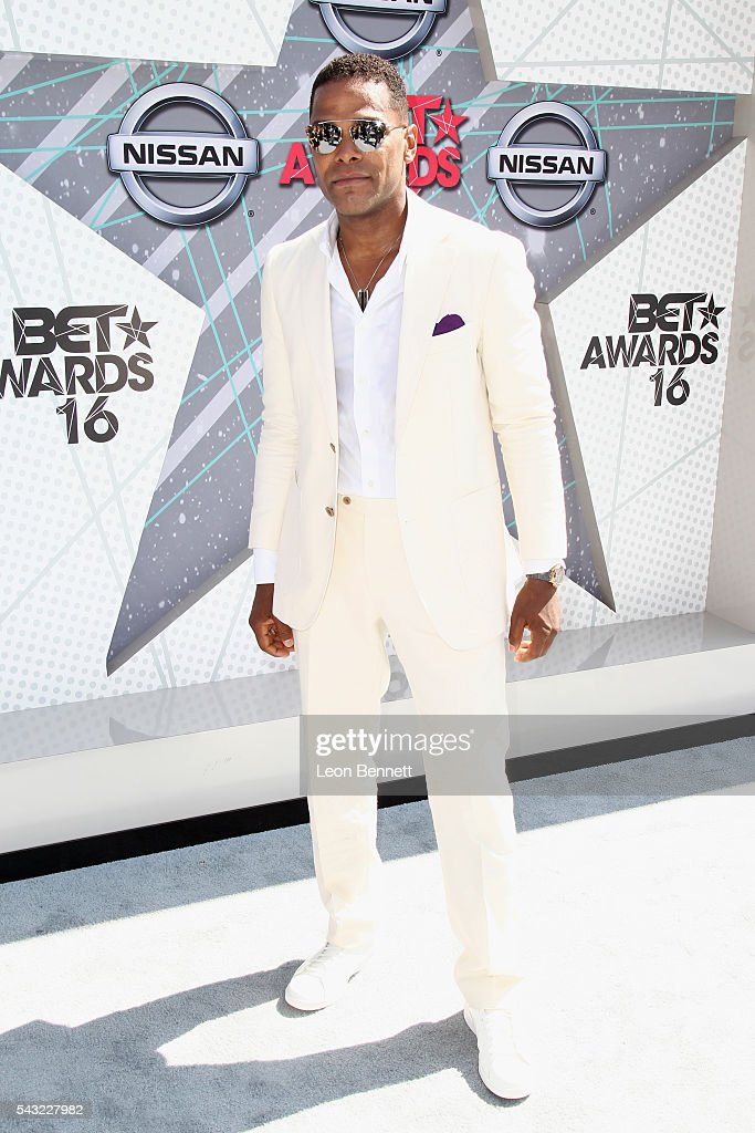 Recording artist Maxwell attends the Make A Wish VIP Experience at the 2016 BET Awards on June 26, 2016 in Los Angeles, California.