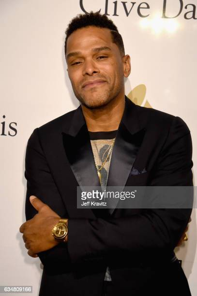 Recording artist Maxwell attends the PreGRAMMY Gala and Salute to Industry Icons Honoring Debra Lee at The Beverly Hilton on February 11 2017 in Los...