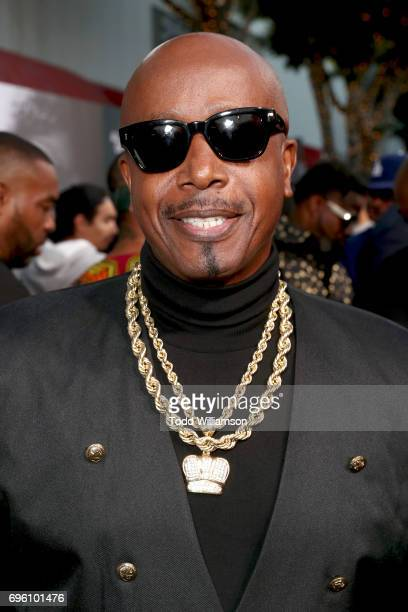 Recording artist MC Hammer at the 'ALL EYEZ ON ME' Premiere at Westwood Village Theatre on June 14 2017 in Westwood California