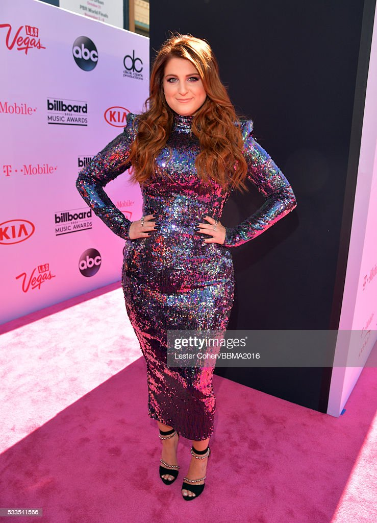 recording-artist-meghan-trainor-attends-the-2016-billboard-music-at-picture-id533541566
