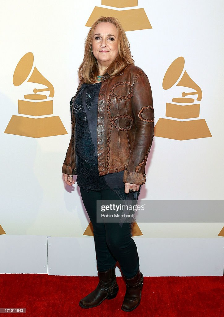 Recording Artist <a gi-track='captionPersonalityLinkClicked' href=/galleries/search?phrase=Melissa+Etheridge&family=editorial&specificpeople=206313 ng-click='$event.stopPropagation()'>Melissa Etheridge</a> attends The Recording Academy Honors 2013 at 583 Park Avenue on June 25, 2013 in New York City.