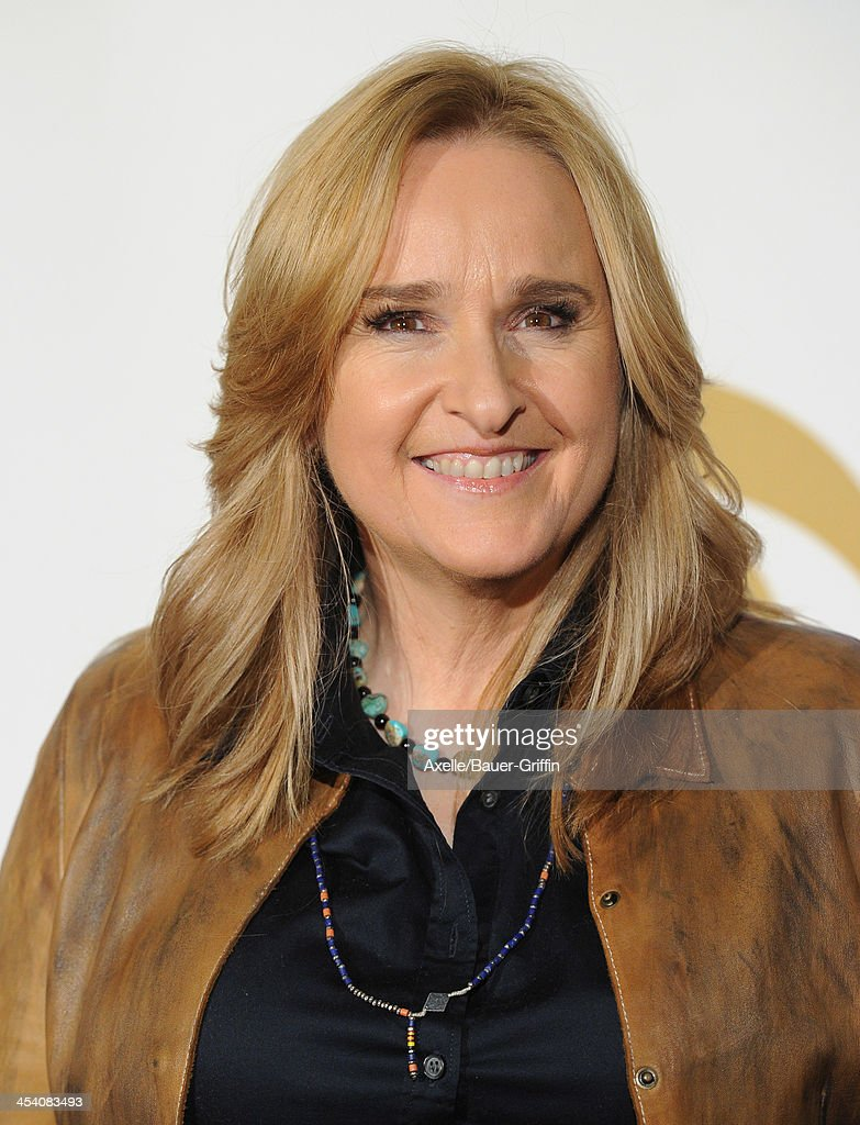 Recording artist Melissa Etheridge poses in the press room at The GRAMMY Nominations Concert Live! Countdown To Music's Biggest Night at Nokia Theatre L.A. Live on December 6, 2013 in Los Angeles, California.