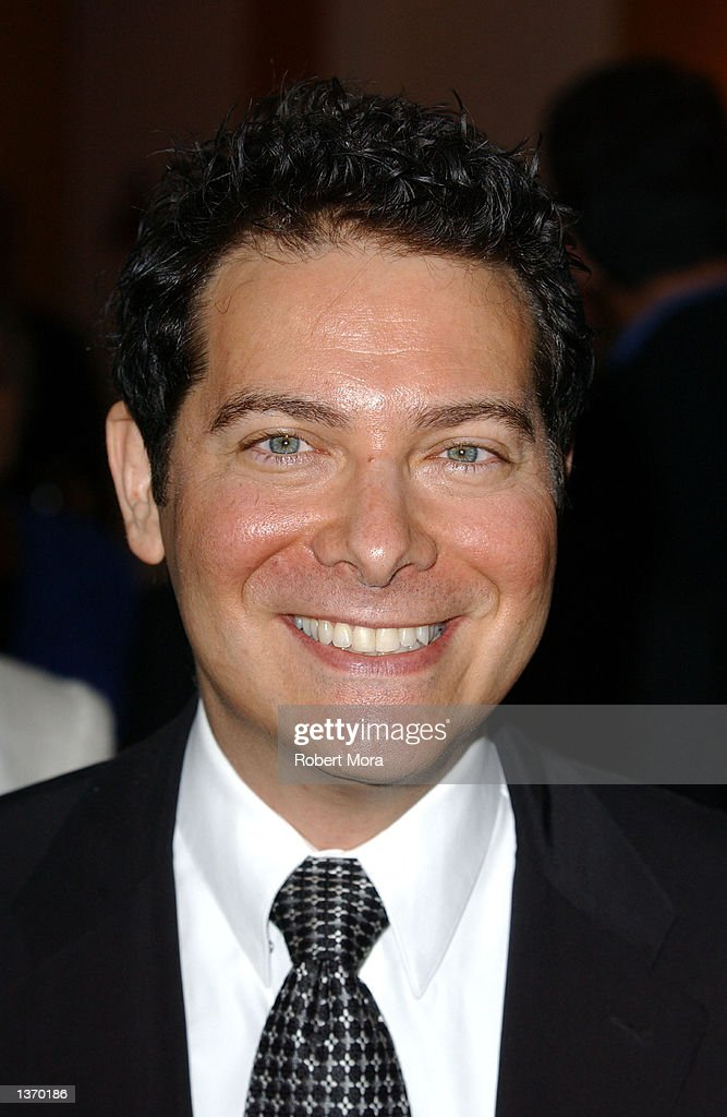 Recording artist Michael Feinstein attends the 50th Anniversary screening of 'Singin' in the Rain' at the Academy of Motion Picture Arts and Sciences on September 5, 2002 in Beverly Hills, California.