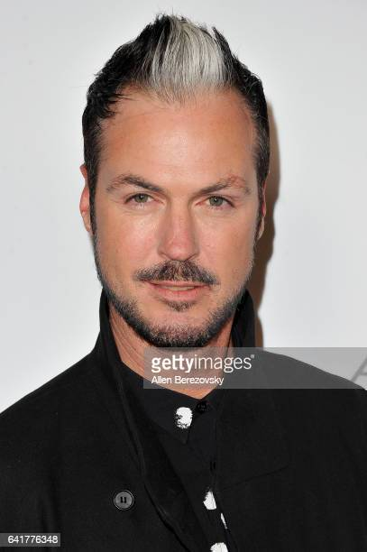 Recording artist Michael Fitzpatrick attends Warner Music Group's Annual GRAMMY Celebration at Milk Studios on February 12 2017 in Hollywood...
