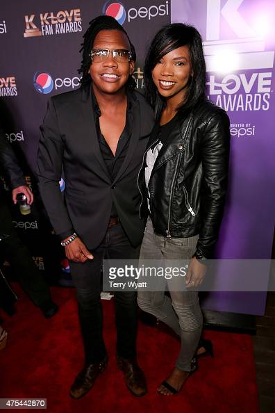 Recording artist Michael Tait of Newsboys attends the 3rd Annual KLOVE Fan Awards at the Grand Ole Opry House on May 31 2015 in Nashville Tennessee