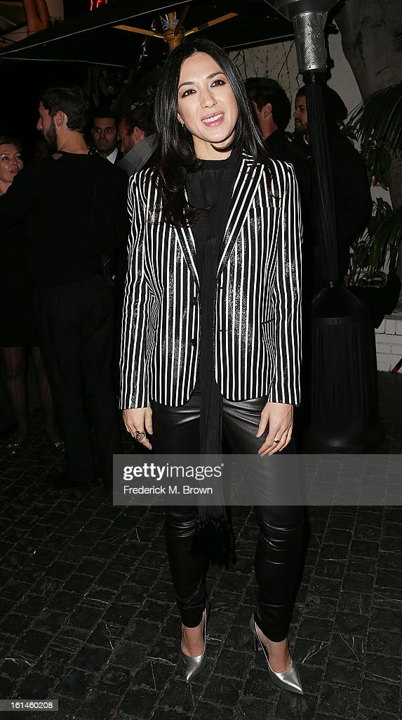 Recording artist Michelle Branch attends Warner Music Group's 2013 Grammy Celebration at Chateau Marmont's Bar Marmont on February 10, 2013 in Hollywood, California.