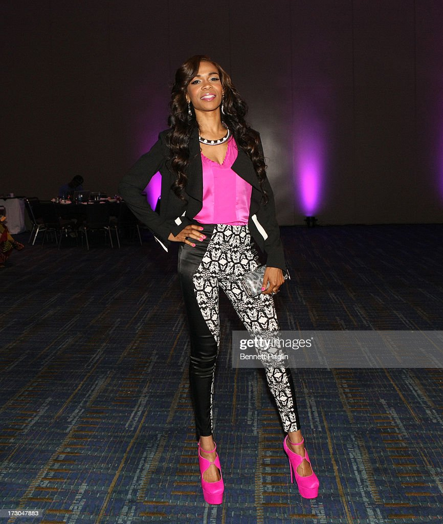 Recording artist Michelle Williams attends the 2013 Essence Festival at the Ernest N. Morial Convention Center on July 5, 2013 in New Orleans, Louisiana.