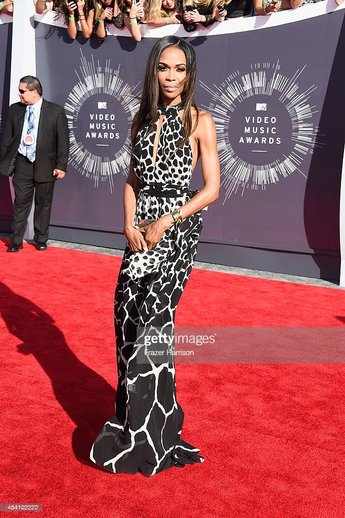 Recording artist Michelle Williams attends the 2014 MTV Video Music Awards at The Forum on August 24 2014 in Inglewood California