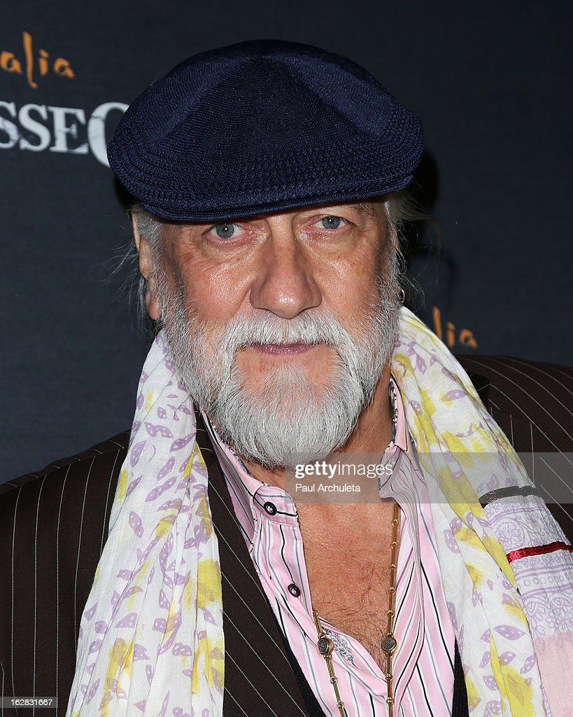Recording Artist <a gi-track='captionPersonalityLinkClicked' href=/galleries/search?phrase=Mick+Fleetwood&family=editorial&specificpeople=209055 ng-click='$event.stopPropagation()'>Mick Fleetwood</a> attends the opening night for Cavalia's 'Odysseo' at the Cavalia's Odysseo Village on February 27, 2013 in Burbank, California.