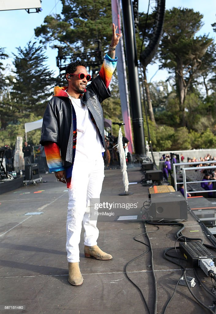 2016 Outside Lands Music And Arts Festival - Twin Peaks Stage - Day 3