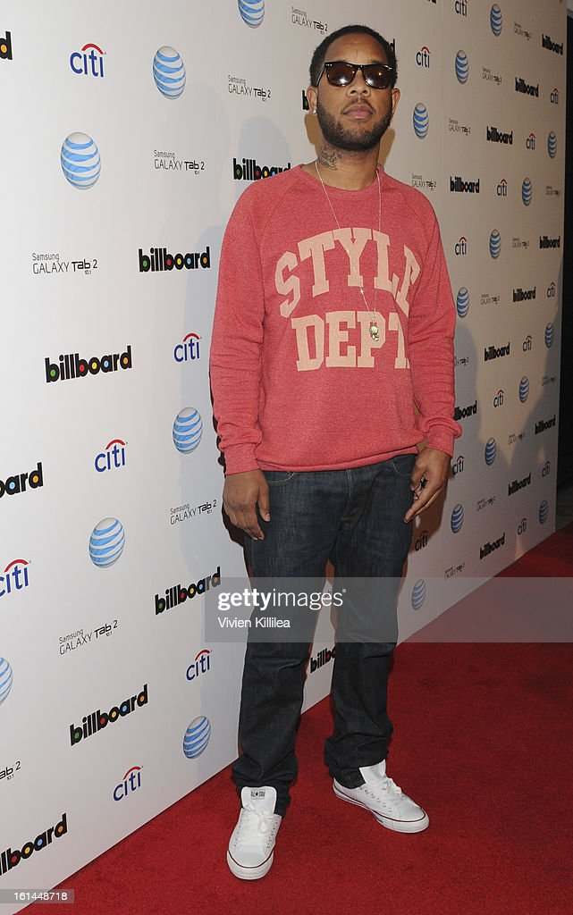 Recording artist Miracle attends Citi And AT&T Present The Billboard After Party at The London Hotel on February 10, 2013 in West Hollywood, California.