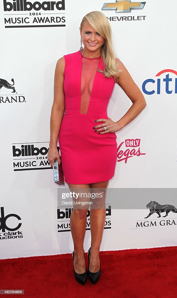 Recording artist <a gi-track='captionPersonalityLinkClicked' href=/galleries/search?phrase=Miranda+Lambert&family=editorial&specificpeople=571972 ng-click='$event.stopPropagation()'>Miranda Lambert</a> attends the 2014 Billboard Music Awards at the MGM Grand Garden Arena on May 18, 2014 in Las Vegas, Nevada.