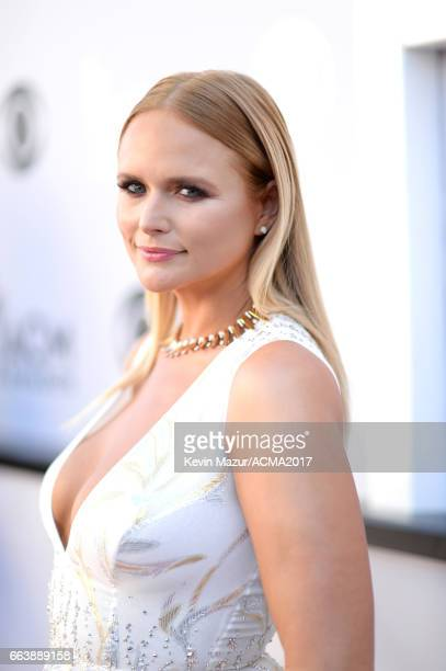 Recording artist Miranda Lambert attends the 52nd Academy Of Country Music Awards at Toshiba Plaza on April 2 2017 in Las Vegas Nevada
