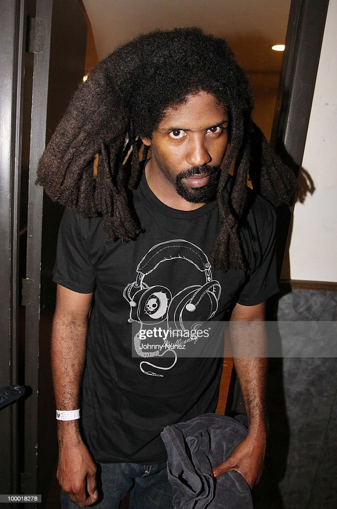 Recording artist Murs attends the Highline Ballroom on May 19, 2010 in New York City.