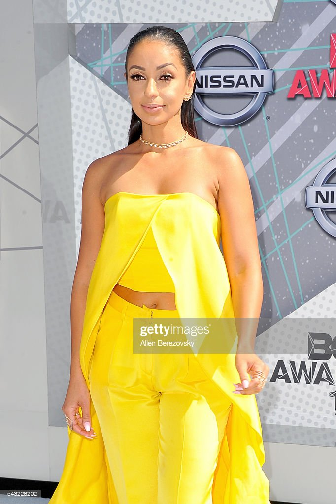 Recording artist Mya attends the 2016 BET Awards at Microsoft Theater on June 26, 2016 in Los Angeles, California.