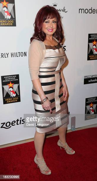 Recording artist Naomi Judd attends the 3rd Annual American Humane Association Hero Dog Awards at The Beverly Hilton Hotel on October 5 2013 in...