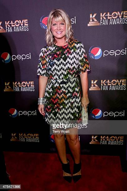 Recording artist Natalie Grant attends the 3rd Annual KLOVE Fan Awards at the Grand Ole Opry House on May 31 2015 in Nashville Tennessee