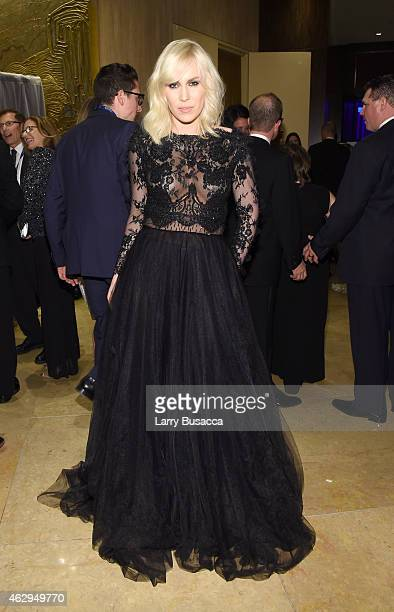 Recording artist Natasha Bedingfield attends the PreGRAMMY Gala and Salute To Industry Icons honoring Martin Bandier on February 7 2015 in Los...