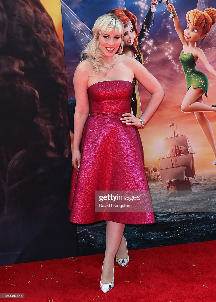 Recording artist <a gi-track='captionPersonalityLinkClicked' href=/galleries/search?phrase=Natasha+Bedingfield&family=editorial&specificpeople=171728 ng-click='$event.stopPropagation()'>Natasha Bedingfield</a> attends the premiere of DisneyToon Studios' 'The Pirate Fairy' at Walt Disney Studios on March 22, 2014 in Burbank, California.