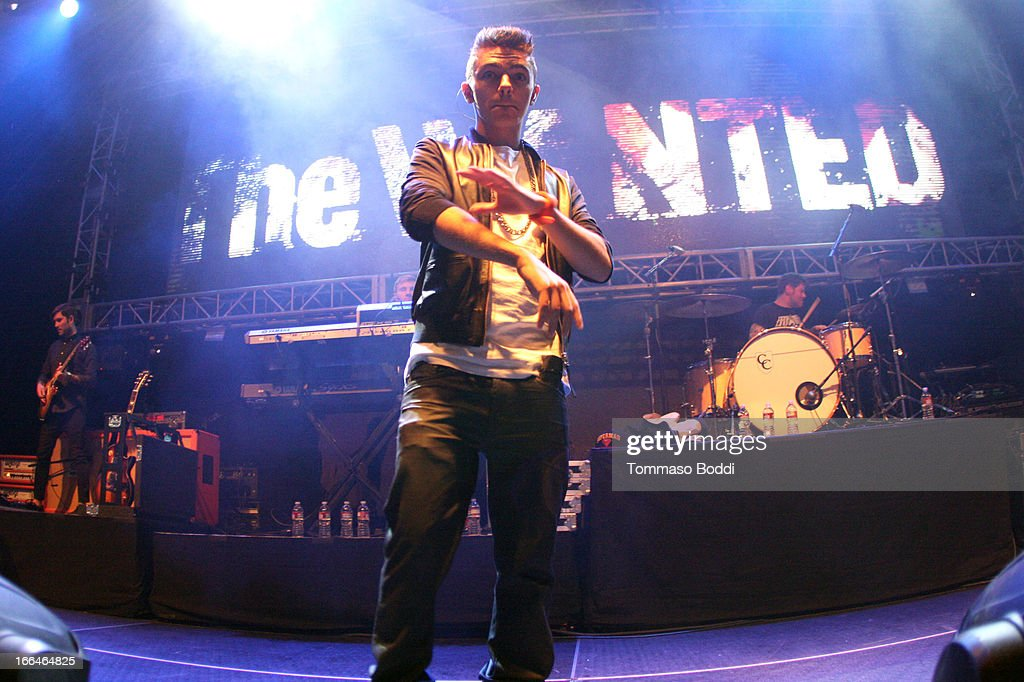 Recording artist <a gi-track='captionPersonalityLinkClicked' href=/galleries/search?phrase=Nathan+Sykes&family=editorial&specificpeople=7039809 ng-click='$event.stopPropagation()'>Nathan Sykes</a> of The Wanted performs at the 97.1 Amplify 2013 Concert held at The Hollywood Palladium on April 12, 2013 in Los Angeles, California.