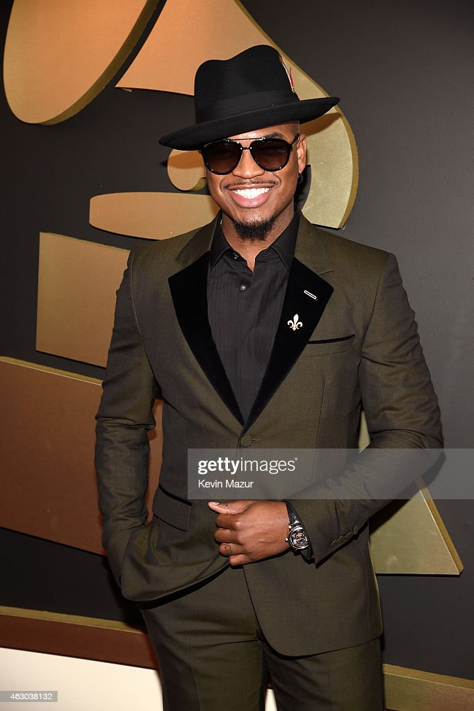 Recording artist <a gi-track='captionPersonalityLinkClicked' href=/galleries/search?phrase=Ne-Yo&family=editorial&specificpeople=451543 ng-click='$event.stopPropagation()'>Ne-Yo</a> attends The 57th Annual GRAMMY Awards at the STAPLES Center on February 8, 2015 in Los Angeles, California.