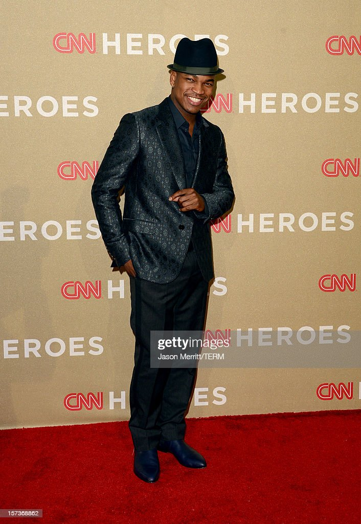 Recording artist Ne-Yo attends the CNN Heroes: An All Star Tribute at The Shrine Auditorium on December 2, 2012 in Los Angeles, California. 23046_004_JM_0931.JPG