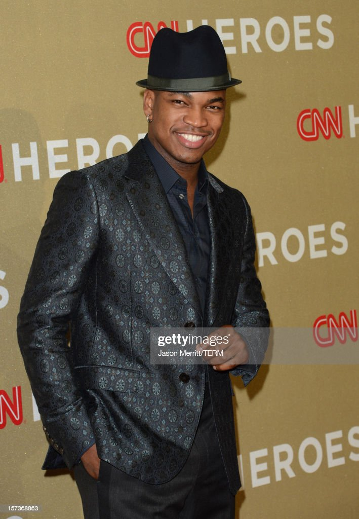 Recording artist Ne-Yo attends the CNN Heroes: An All Star Tribute at The Shrine Auditorium on December 2, 2012 in Los Angeles, California. 23046_004_JM_0920.JPG