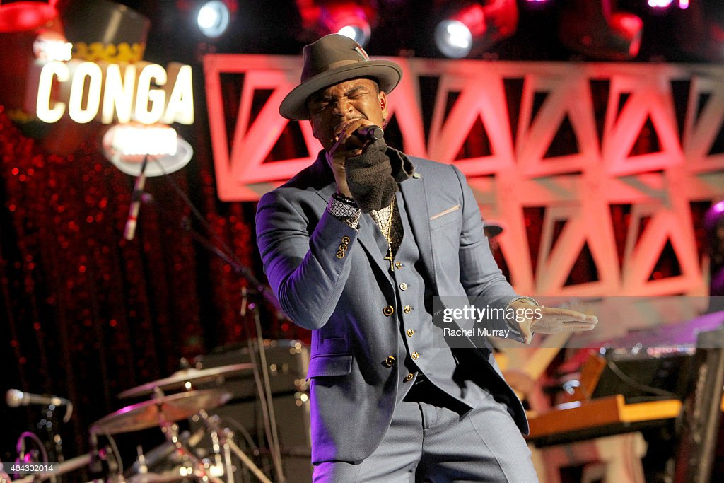 Recording Artist Ne Yo Performs On Stage During TV Oneu0027s U0027Hello Beautiful  Interludes Live Part 69
