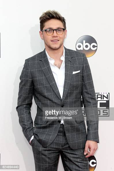Recording artist Niall Horan attends the 2016 American Music Awards at Microsoft Theater on November 20 2016 in Los Angeles California