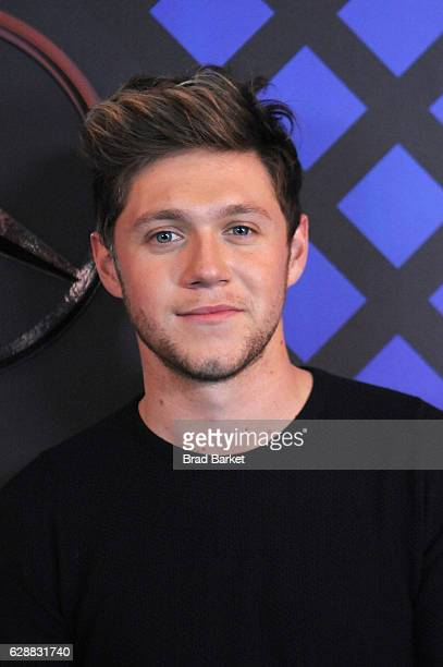 Recording artist Niall Horan attends the broadcast room at the Z100's Jingle Ball 2016 at Madison Square Garden on December 9 2016 in New York City