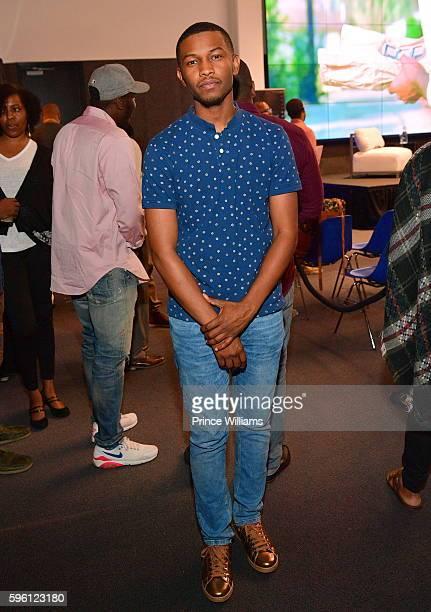 Recording artist Nick Grant attends Celebrating 25 Years Boyz N The Hood on August 23 2016 in Atlanta Georgia
