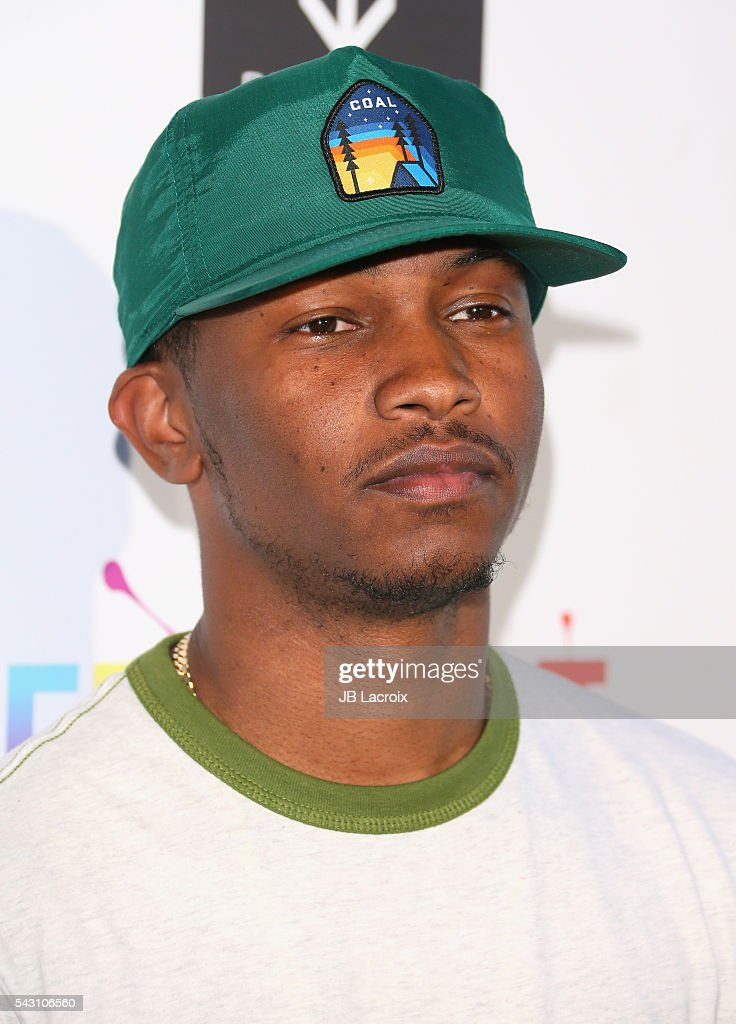 Recording artist NickGrant attends EpicFest 2016 hosted by L.A. Reid and Epic Records at Sony Studios on June 25, 2016 in Los Angeles, California.