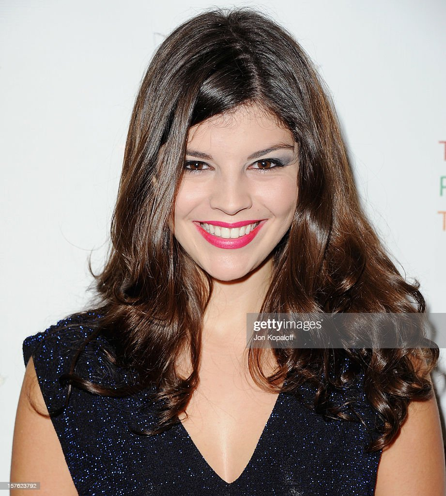 Recording artist <a gi-track='captionPersonalityLinkClicked' href=/galleries/search?phrase=Nikki+Yanofsky&family=editorial&specificpeople=4491094 ng-click='$event.stopPropagation()'>Nikki Yanofsky</a> arrives at A Celebration Of Carole King And Her Music To Benefit Paul Newman's The Painted Turtle Camp at Dolby Theatre on December 4, 2012 in Hollywood, California.