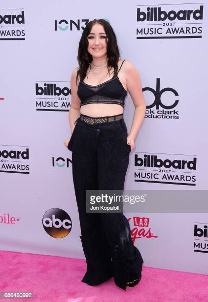 Recording artist Noah Cyrus attends the 2017 Billboard Music Awards at TMobile Arena on May 21 2017 in Las Vegas Nevada