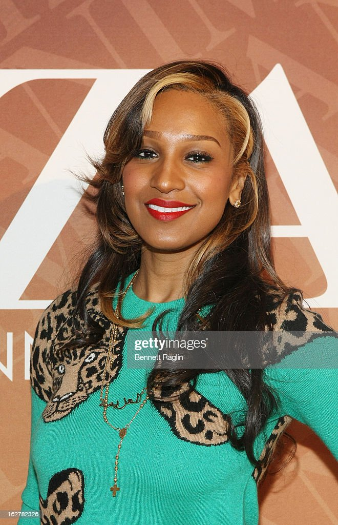 Recording artist <a gi-track='captionPersonalityLinkClicked' href=/galleries/search?phrase=Olivia+-+Singer&family=editorial&specificpeople=4525542 ng-click='$event.stopPropagation()'>Olivia</a> Longott attends 'The Spoken Word' Hosted By Kim Coles at L'Oreal Soho Academy on February 26, 2013 in New York City.