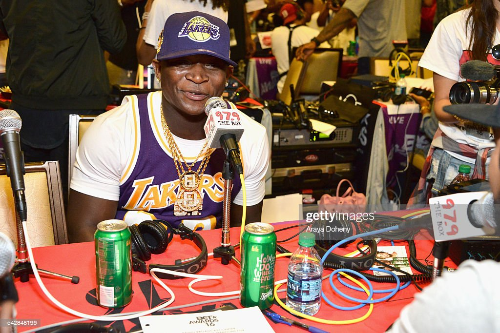 Recording artist O.T. Genasis attends the radio broadcast center during the 2016 BET Experience at the JW Marriott Los Angeles L.A. Live on June 24, 2016 in Los Angeles, California.
