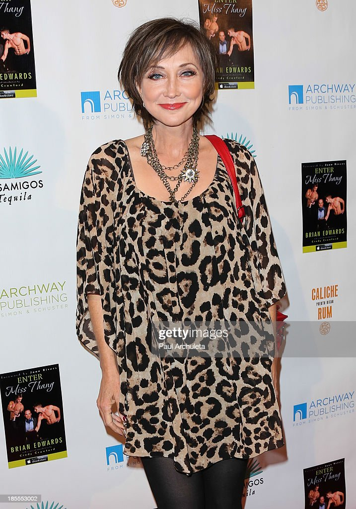 Recording Artist Pam Tillis attends the launch party for Brian Edwards' new book 'Enter Miss Thang' at Cafe Habana on October 21, 2013 in Malibu, California.