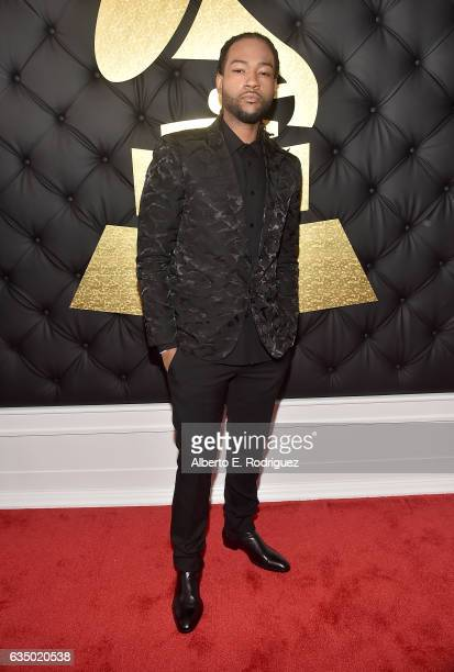 Recording artist PARTYNEXTDOOR attends The 59th GRAMMY Awards at STAPLES Center on February 12 2017 in Los Angeles California