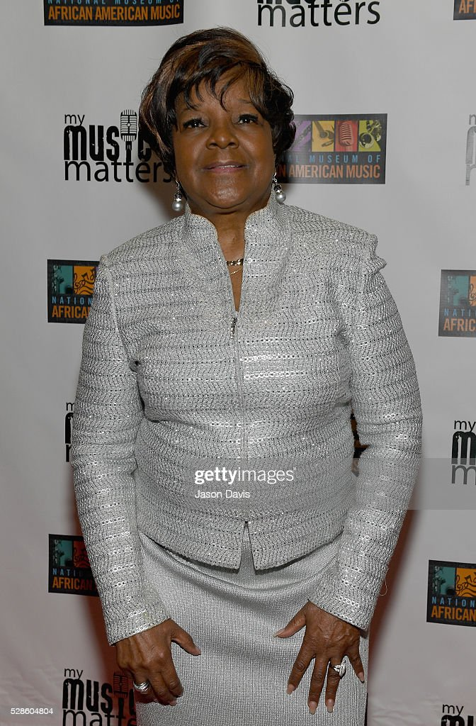 Recording artist Pastor <a gi-track='captionPersonalityLinkClicked' href=/galleries/search?phrase=Shirley+Caesar&family=editorial&specificpeople=828879 ng-click='$event.stopPropagation()'>Shirley Caesar</a> attends NMAAM's Celebration Of Legends Red Carpet And Luncheon on May 6, 2016 in Nashville, Tennessee.