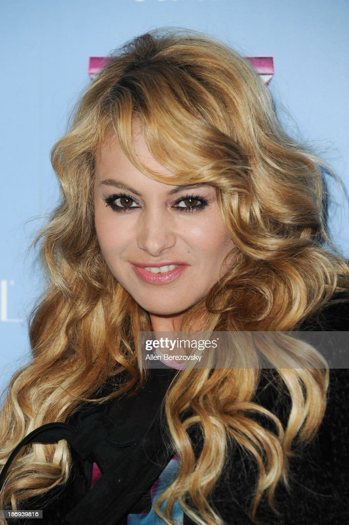 Paulina Rubio Getty Images