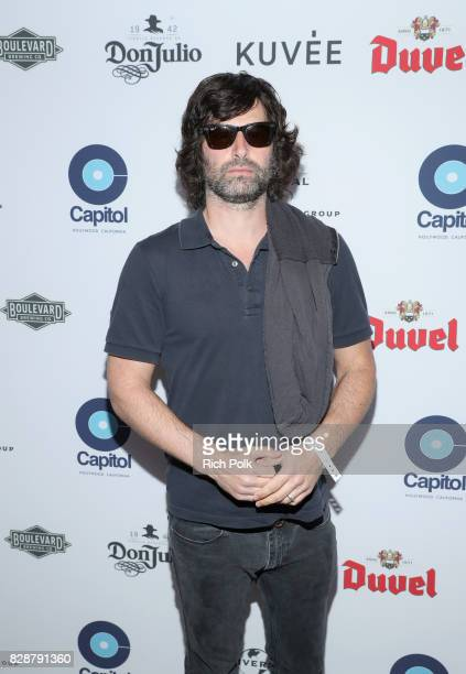 Recording artist Pete Yorn attends Capitol Music Group's Premiere Of New Music And Projects For Industry And Media at ArcLight Cinemas on August 9...