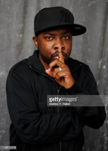 Recording artist Phife Dawg of A Tribe Called Quest visits the Tribeca Film Festival 2011 portrait studio on April 27 2011 in New York City