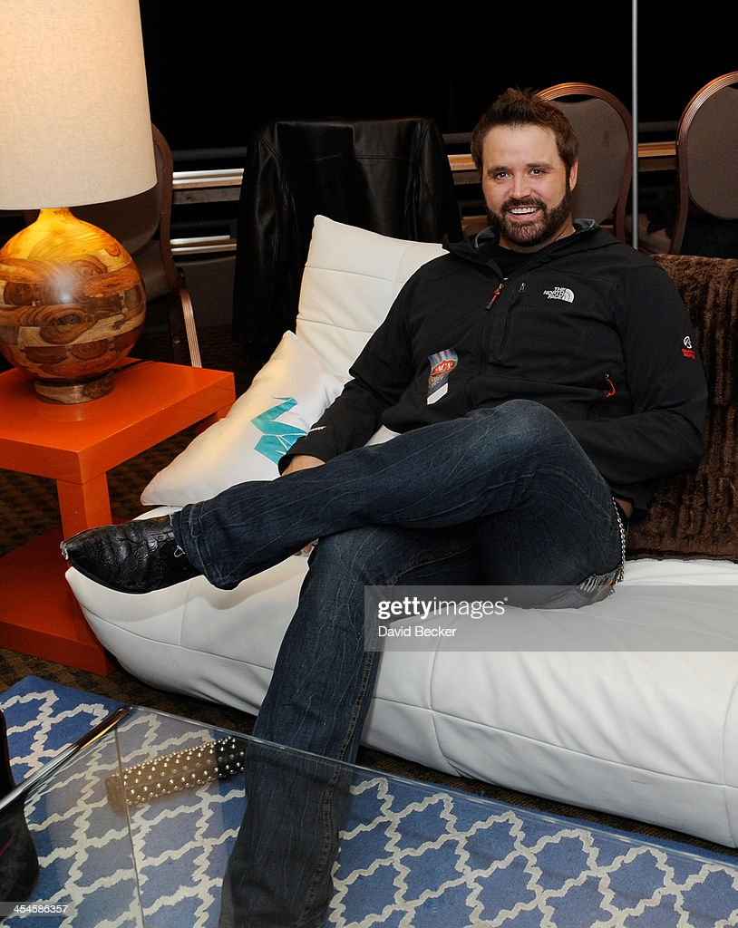 Recording artist <a gi-track='captionPersonalityLinkClicked' href=/galleries/search?phrase=Randy+Houser&family=editorial&specificpeople=5348597 ng-click='$event.stopPropagation()'>Randy Houser</a> attends the Backstage Creations Celebrity Retreat at the American Country Awards 2013 at the Mandalay Bay Events Center on December 9, 2013 in Las Vegas, Nevada.